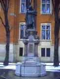 Pomnik pod UJ-em