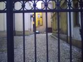 Dziedziniec przy jednej z krakowskich kamienic