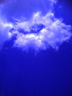 Niebo z koroną