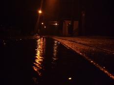 Noc i deszcz