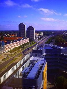 Z widokiem na Wrocław