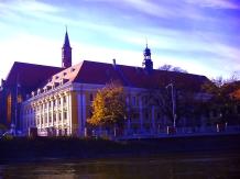 Wrocław jesienią