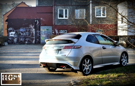 Honda Civic 'Type R'