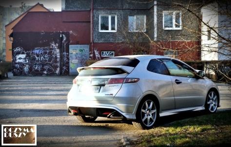 Honda Civic 'Type R'