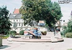 Fontanna na Placu Wolności 2, Opole