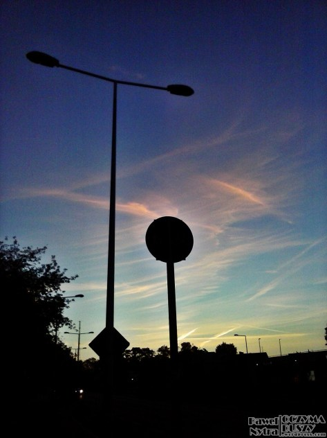 Poranne niebo