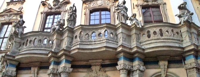 Uniwersytet Wrocławski #4: Widok z Wieży Matematycznej.