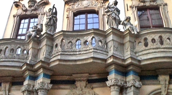Uniwersytet Wrocławski #1: Oratorium Marianum