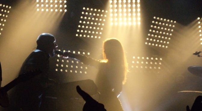 Epica @ Eter, Wrocław 22.01.2015