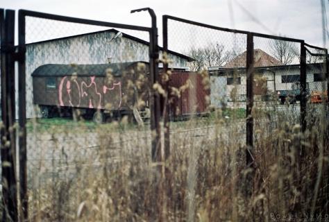 8. W sąsiedztwie znajdują się jakieś hale produkcyjne albo magazynowe