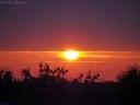 Niestety, Słońce zniknęło za chmurami równie szybko, co się pojawiło.