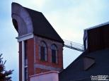 Dzwonnica kościoła Opatrzności Bożej na Nowym Dworze