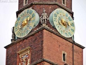 Zegar ratuszowy