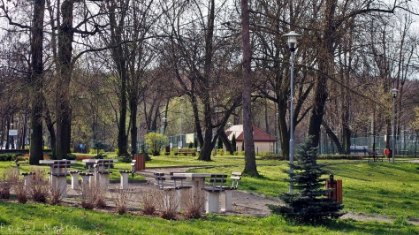 Park Solidarności.