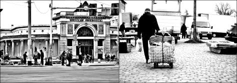 Dawny dworzec Wrocław Świebodzki w każdą niedzielę zamienia się w targowisko