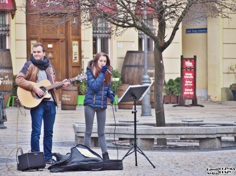 Muzyka ulicy