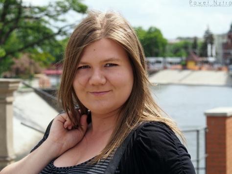 Ania we Wrocławiu