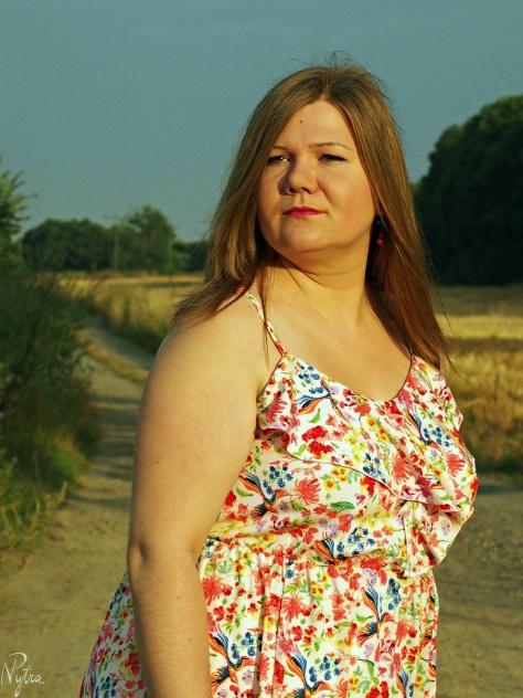 Ania i łąki sierpnia 7