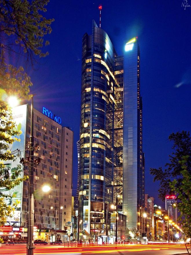 Wieżowiec ''Rondo 1''