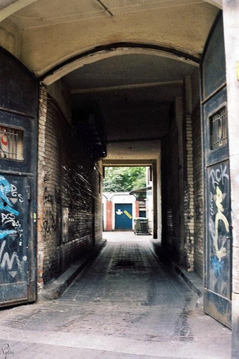 Brama przy Podwalu