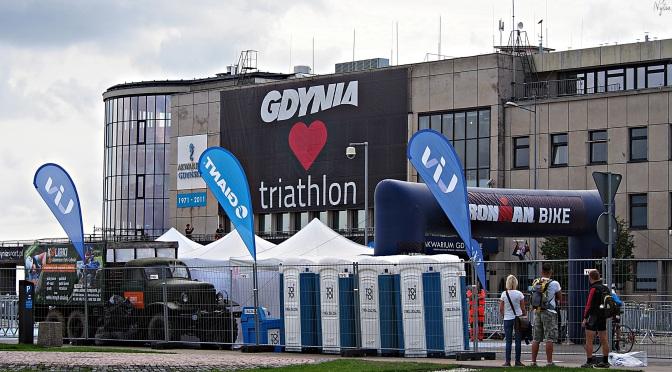 Herbalife IRONMAN 70.3, czyli triathlon w Gdyni 2016.