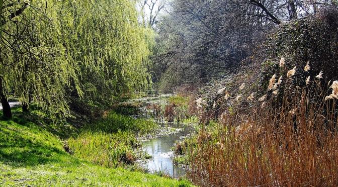 Wiosna w Parku Wschodnim